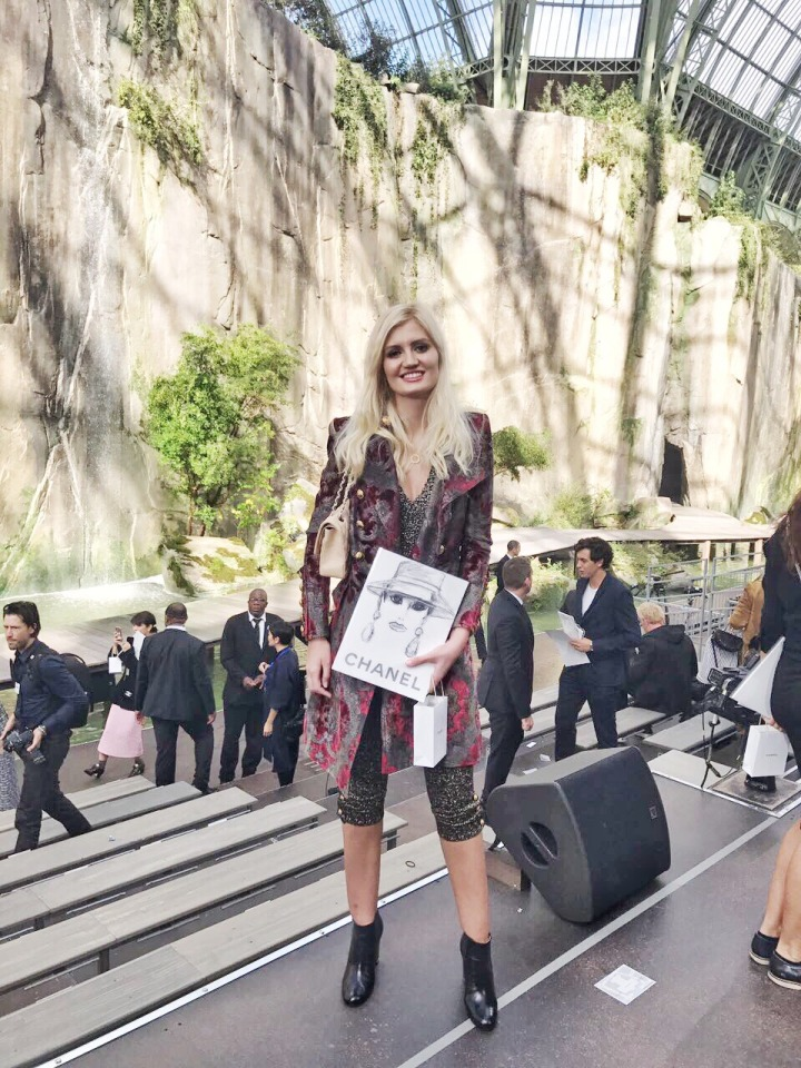 I Was Invited To The Chanel Fashion Show| My Chanel Dream