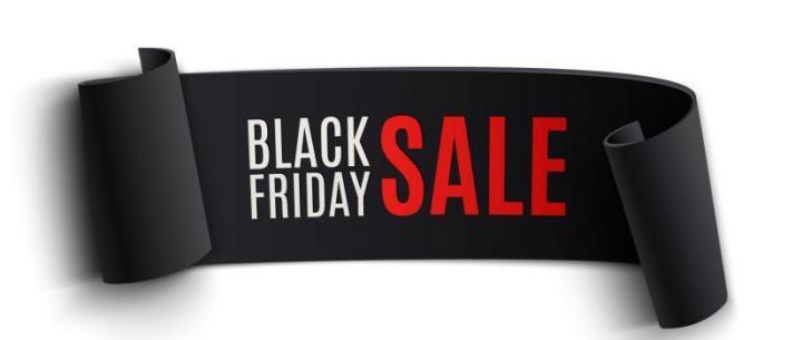 Black Friday Deals PartOne