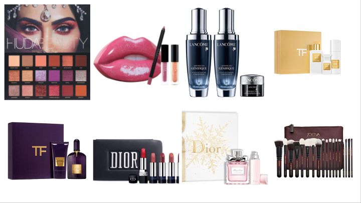 The Ultimate Christmas Gift Ideas| Beauty Category