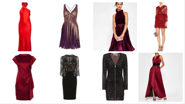 Christmas and New Years Eve Dress Ideas