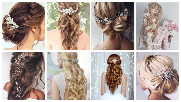 best hair style for wedding 40 bridal hairstyles trends in 2018 anda s 8207