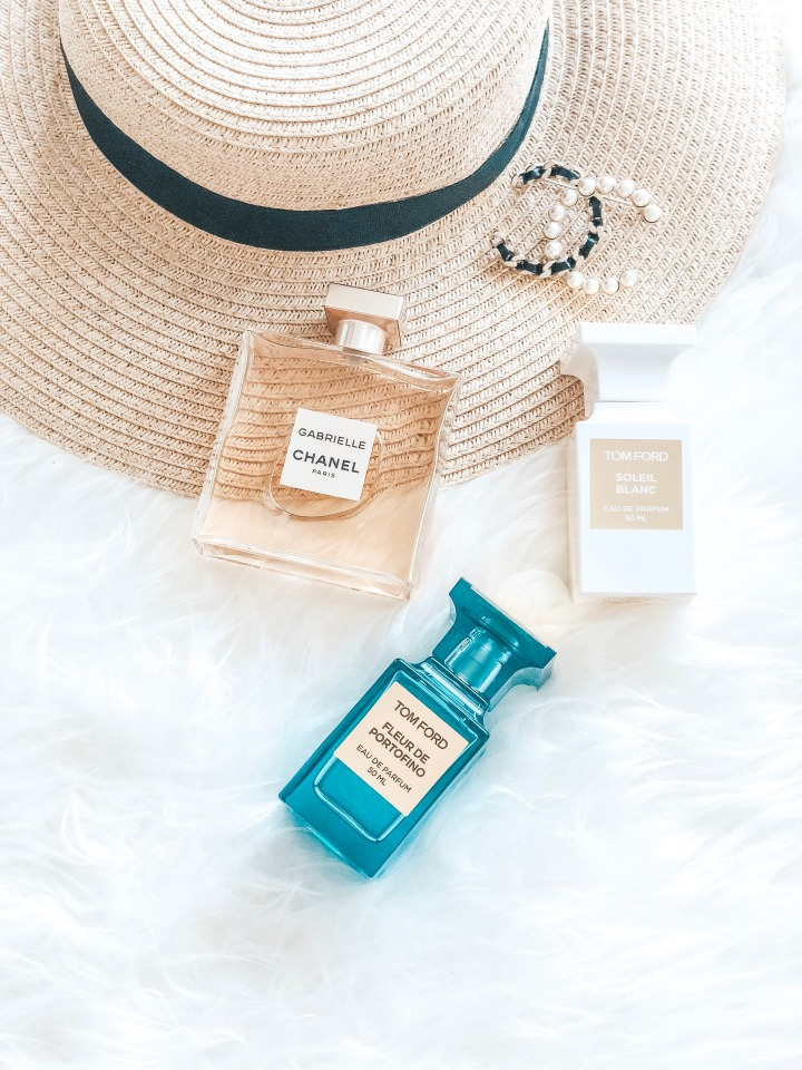 My Favorite Summer Perfumes